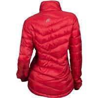 Brick Red Cloudveil Endless Jacket Womens