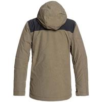 Quiksilver Raft Jacket - Boy's - Grape Leaf