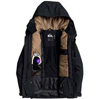 Quiksilver Raft Jacket - Boy's - Black