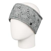 M Heather Grey Roxy Love and Snow Headband Womens