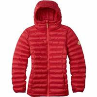 Coral Burton Evergreen Hooded Synthetic Insulator Womens