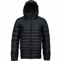 True Black (17) Burton Evergreen Hooded Synthetic Insulator Mens