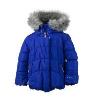 Regal Blue Obermeyer Everlee Jacket Girls
