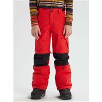 Flame Scarlet Burton Exile Cargo Pant Boys