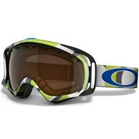Factory Slant 2 Green Frame / Black Iridium Lens (57 791) Oakley Crowbar Goggle
