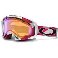 Factory Slant Lava Frame / H.I. Persimmon Lens (57 034) Oakley Splice Goggle