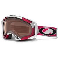 Factory Slant Lava Frame / VR28 Black Iridium Lens (57 141) Oakley Splice Goggle