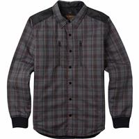 Burton Field Quilted Flannel Mens