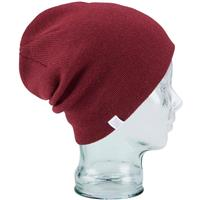Burgundy Coal The FLT Beanie