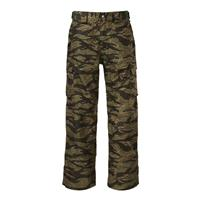 Forest Camo Print The North Face Slasher Cargo Pants Mens