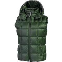 Forest Green Bogner Cali D Vest Womens