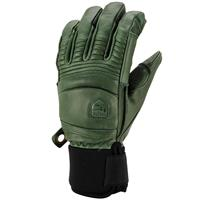 Hestra Leather Fall Line Gloves - Men's - Forest