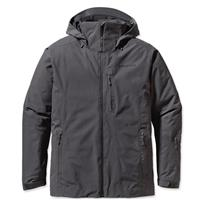 Forge Grey Patagonia Insulated Powder Bowl Jacket Mens