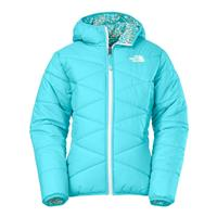 Fortuna Blue The North Face Reversible Perrito Jacket Girls