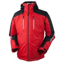 True Red Obermeyer Foundation Jacket Mens