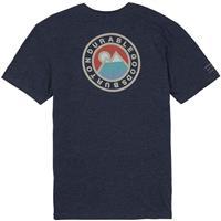 Mood Indigo Burton Fox Peak Short Sleeve T Shirt Mens
