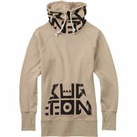Dove Heather Burton Foxtrot Pullover Hoodie Womens