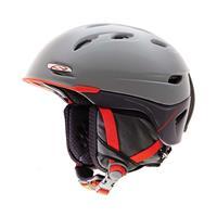 Frost Grey/Blaze Smith Transport Helmet