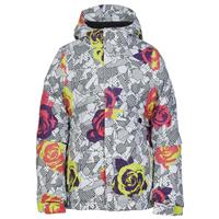 Fuchsia Floral 686 Wendy Insulated Jacket Girls