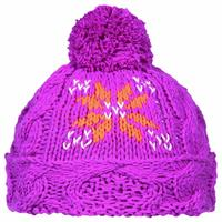 Fuchsia Turtle Fur Ashley Hat Girls