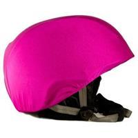 Fuscia Active Helmet Cover