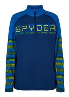 Spyder Peak Zip T-Neck - Boy's