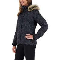 Obermeyer Tuscany II Jacket - Women's - Dark Denim Camo (20105)