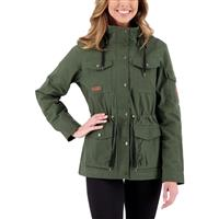 Obermeyer Hazel Waxed Jacket - Women's