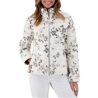 Obermeyer Nieve Resort Down Insulator - Women's - Frosted Pewter (20114)