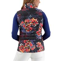 Obermeyer Nieve Down Vest - Women's - Boom Blooms (20141)