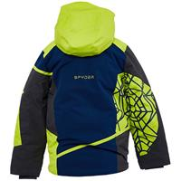 Spyder Challenger Jacket - Boy's - Abyss