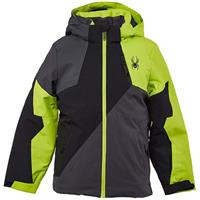 Spyder Ambush Jacket - Boy's - Ebony