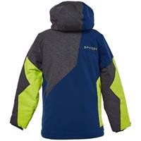 Spyder Ambush Jacket - Boy's - Abyss