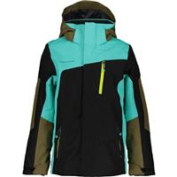 Obermeyer Outland Jacket - Boy's (Teen) - Off Tropic (20063)
