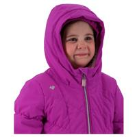 Obermeyer Margot SC Jacket - Girl's - Prickly Pear (20071)