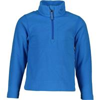Obermeyer Ultra Gear Zip Top - Youth - Blue Vibes (19065)