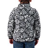 Obermeyer Kid's Boulder Fleece - Youth - Kaleido Bear (20127)