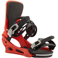 Burton Cartel Re:Flex Binding - Men's - Bright Red