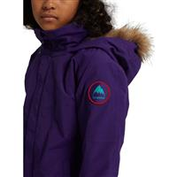 Burton Bennett Jacket - Girl's - Parachute Purple