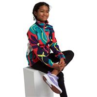 Burton Spark Full-Zip Collar Fleece - Youth