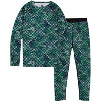 Burton Lightweight Base Layer Set - Youth - Birds Eye
