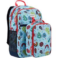 Burton Kids' Lunch-N-Pack 35L Backpack - Embroidered Floral Print