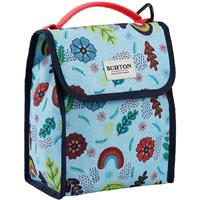Burton Lunch Sack 6L Cooler Bag - Embroidered Floral Print