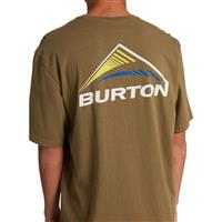 Burton Dalton Short Sleeve T-Shirt - Men's - Martini Olive