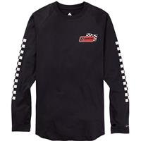 Burton Roadie Base Layer Tech T-Shirt - Men's - True Black