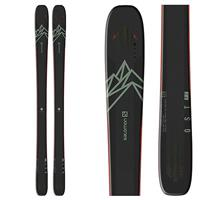 Salomon QST 92 skis - Men's