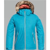 Roxy American Pie Solid Jacket - Girl's