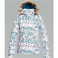 Roxy Jet Ski Jacket - Women's - Bright White Izi