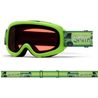 Smith Gambler Goggle - Youth - Limelight Van Life Frame w/ RC36 lens (M006352S899)