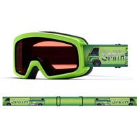Smith Rascal Goggle - Youth - Limelight Van Life Frame w/ RC36 lens (M006782S899)